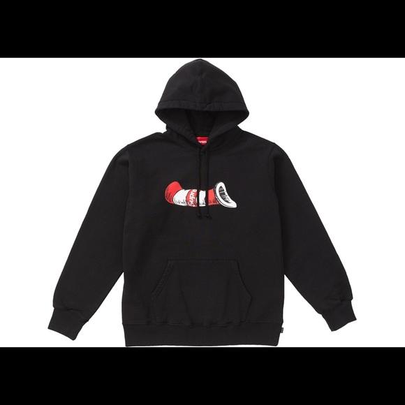 c8e4f7c0 Supreme Shirts | Cat In The Hat Black M | Poshmark